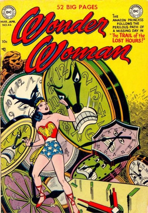 Wonder Woman Volume One Issue 46