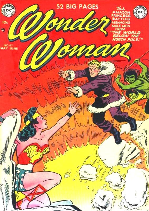 Wonder Woman Volume One Issue 47