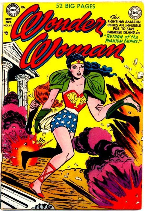 Wonder Woman Volume One Issue 49