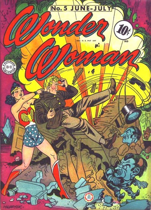 Wonder Woman Volume One Issue 5