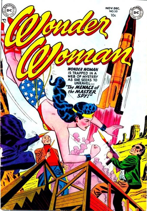 Wonder Woman Volume One Issue 50