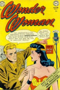 Wonder Woman Volume One Issue 51