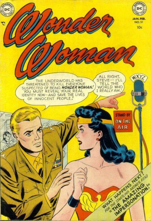 Wonder Woman Volume One Issue 51