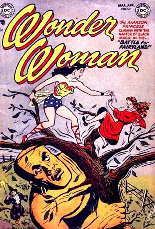 Wonder Woman Volume One Issue 52