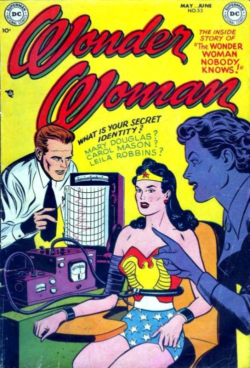 Wonder Woman Volume One Issue 53