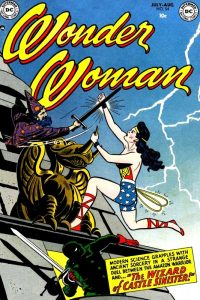 Wonder Woman Volume One Issue 54
