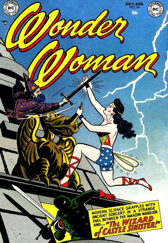 Wonder Woman Volume One Issue 54