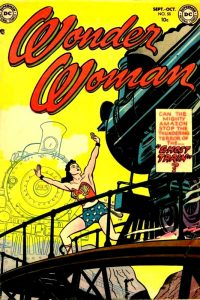 Wonder Woman Volume One Issue 55