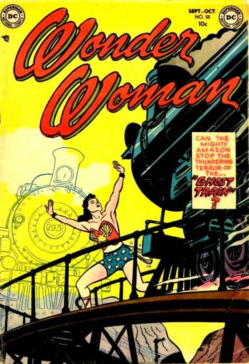 Wonder Woman Volume One Issue 55