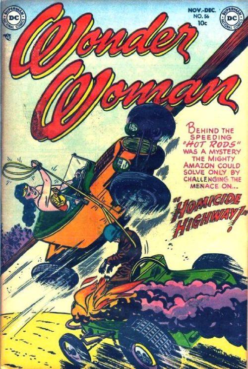 Wonder Woman Volume One Issue 56