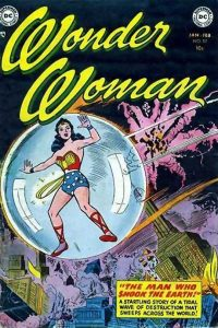 Wonder Woman Volume One Issue 57