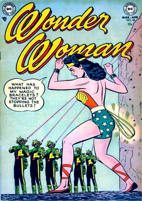 Wonder Woman Volume One Issue 58