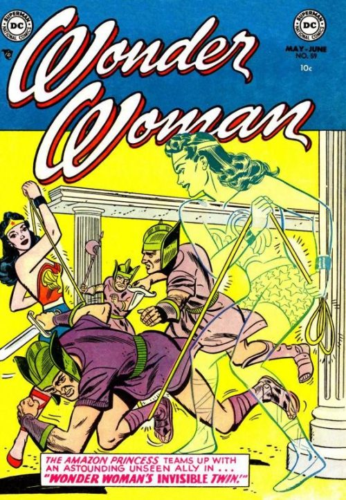 Wonder Woman Volume One Issue 59