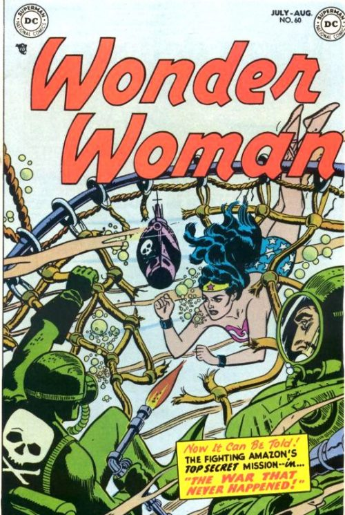 Wonder Woman Volume One Issue 60