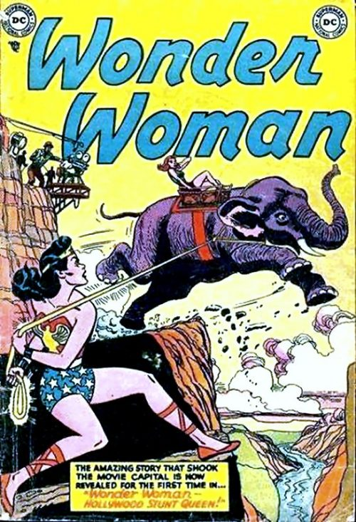 Wonder Woman Volume One Issue 61