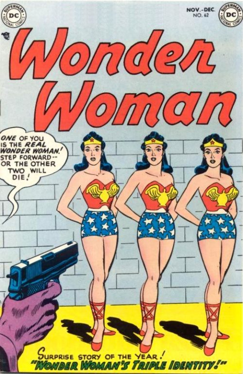 Wonder Woman Volume One Issue 62