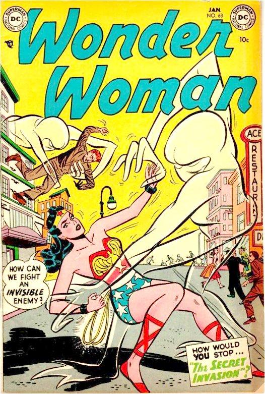 Wonder Woman Volume One Issue 63