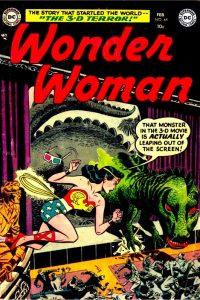 Wonder Woman Volume One Issue 64