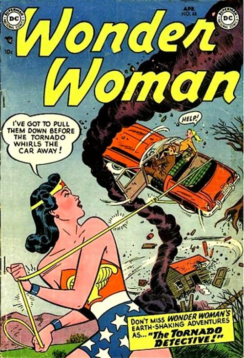 Wonder Woman Volume One Issue 65