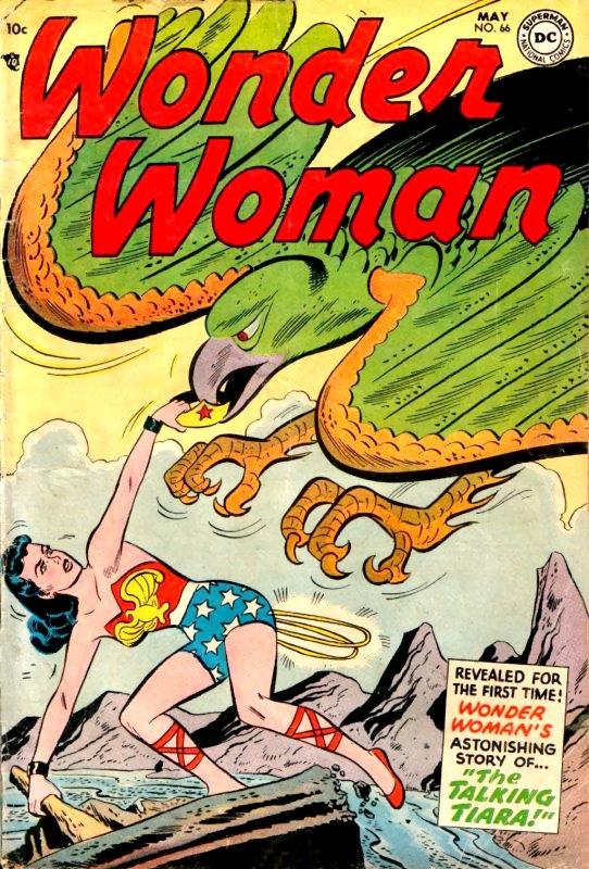 Wonder Woman Volume One Issue 66
