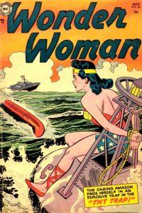 Wonder Woman Volume One Issue 68