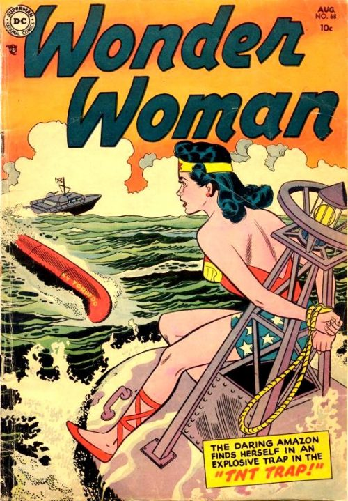 Wonder Woman Volume One Issue 68