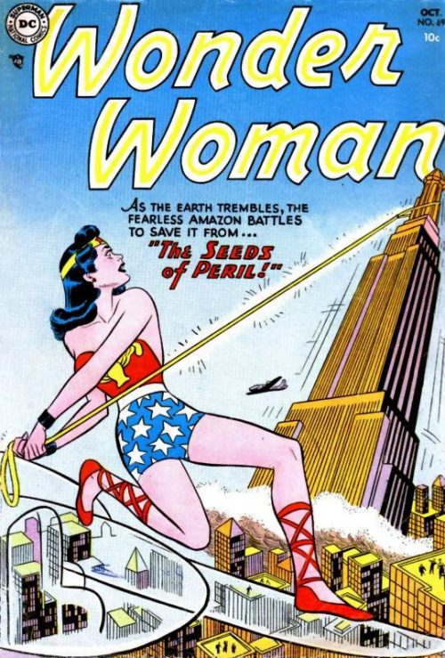 Wonder Woman Volume One Issue 69