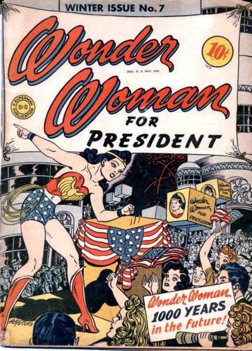 Wonder Woman Volume One Issue 7