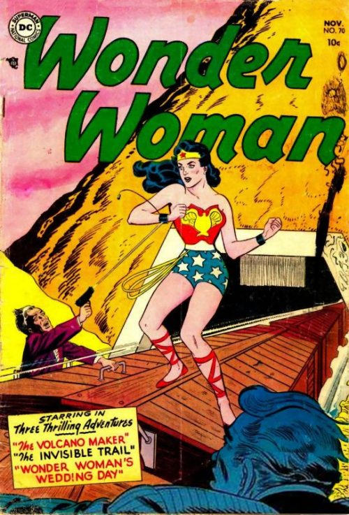 Wonder Woman Volume One Issue 70