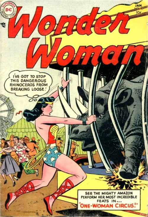 Wonder Woman Volume One Issue 71