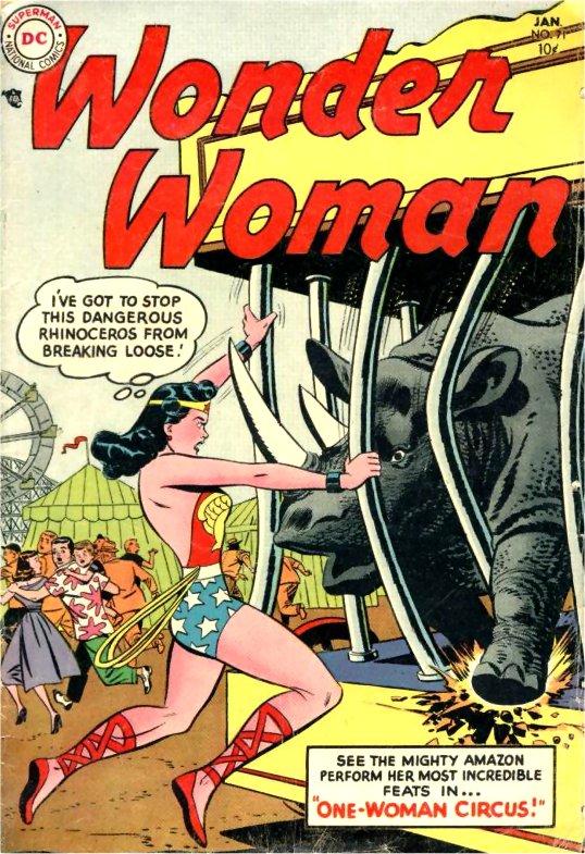 Wonder Woman Volume One Issue 71