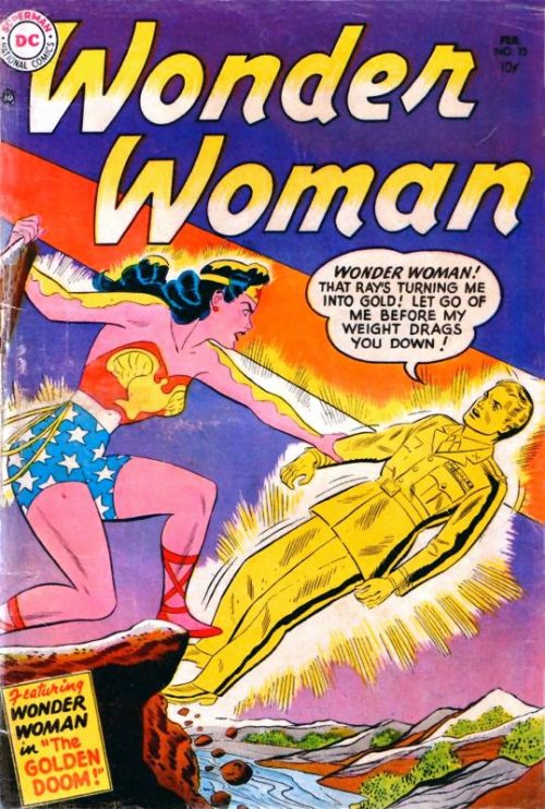 Wonder Woman Volume One issue 72