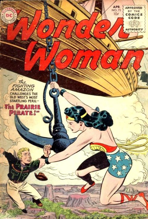 Wonder Woman Volume One Issue 73