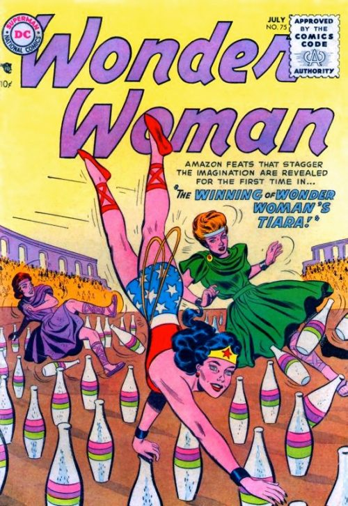 Wonder Woman Volume One Issue 75