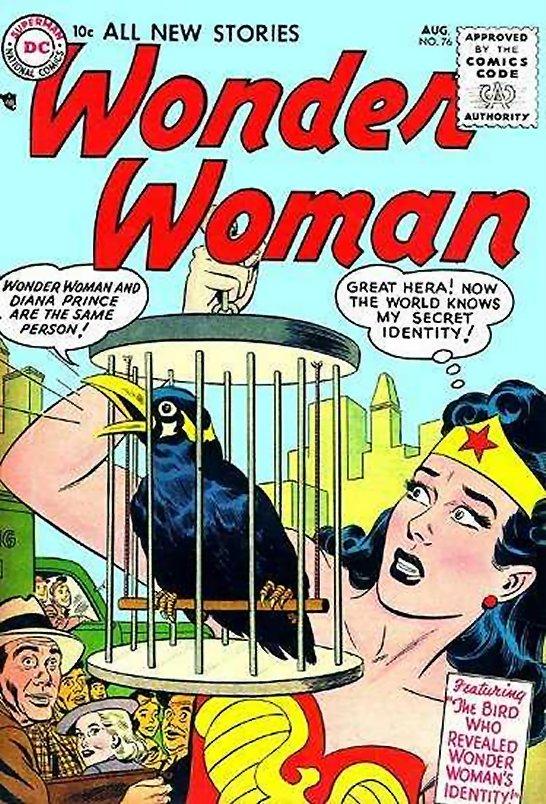 Wonder Woman Volume One Issue 76