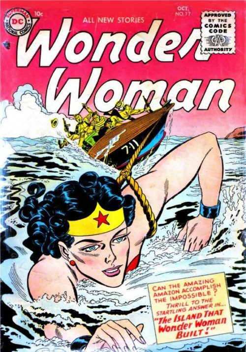 Wonder Woman Volume One Issue 77