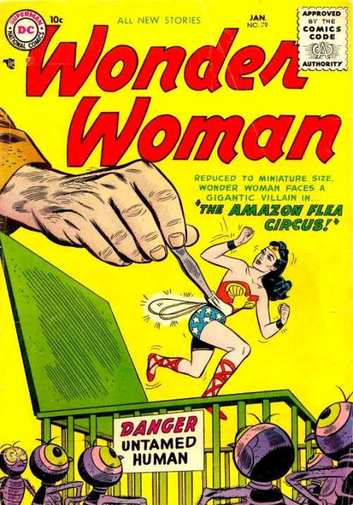Wonder Woman Volume One Issue 79