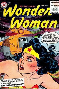 Wonder Woman Volume One Issue 81