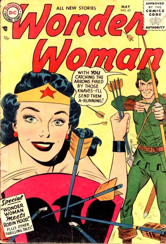 Wonder Woman Volume One Issue 82