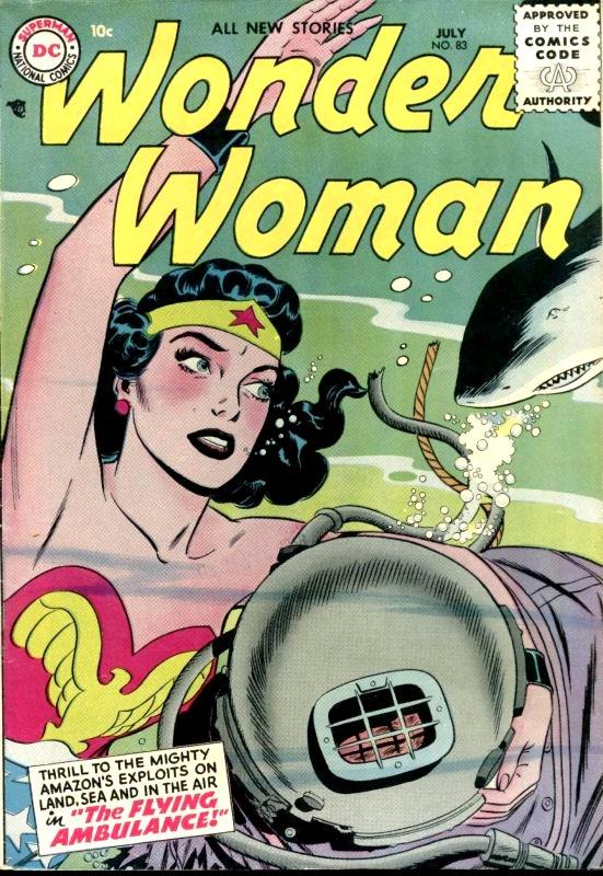 Wonder Woman Volume One Issue 83