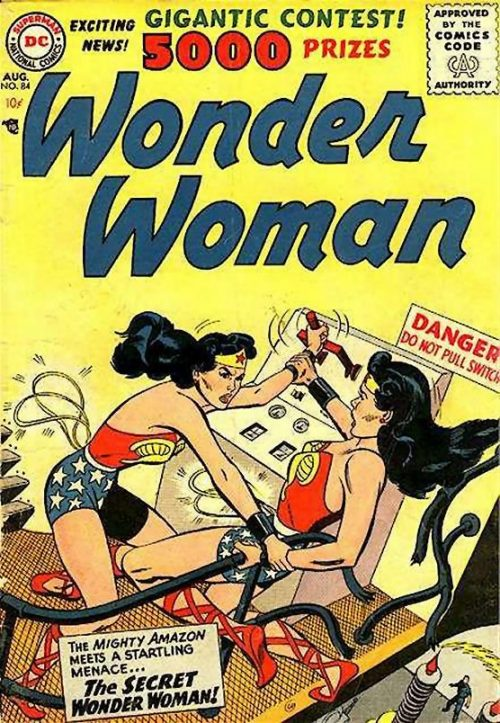 Wonder Woman Volume One Issue 84