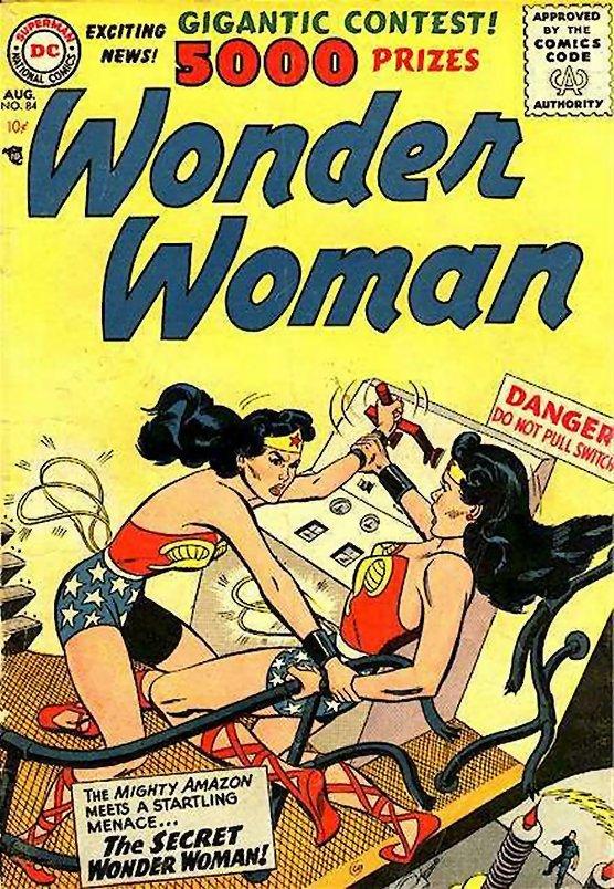 Wonder Woman Volume One Issue 84