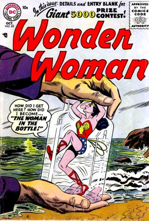 Wonder Woman Volume One Issue 85