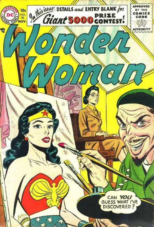 Wonder Woman Volume One Issue 86