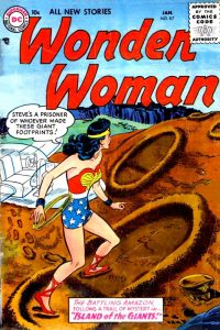 Wonder Woman Volume One Issue 87