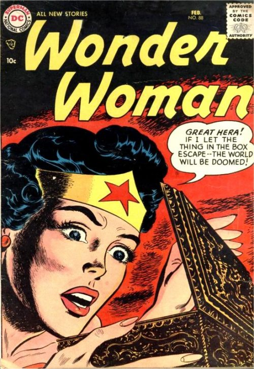 Wonder Woman Volume One Issue 88
