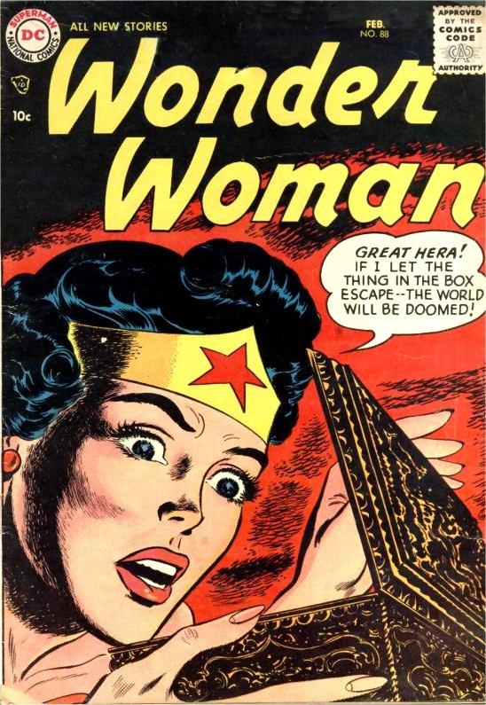 Wonder Woman Volume One Issue 88