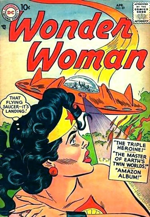 Wonder Woman Volume One Issue 89