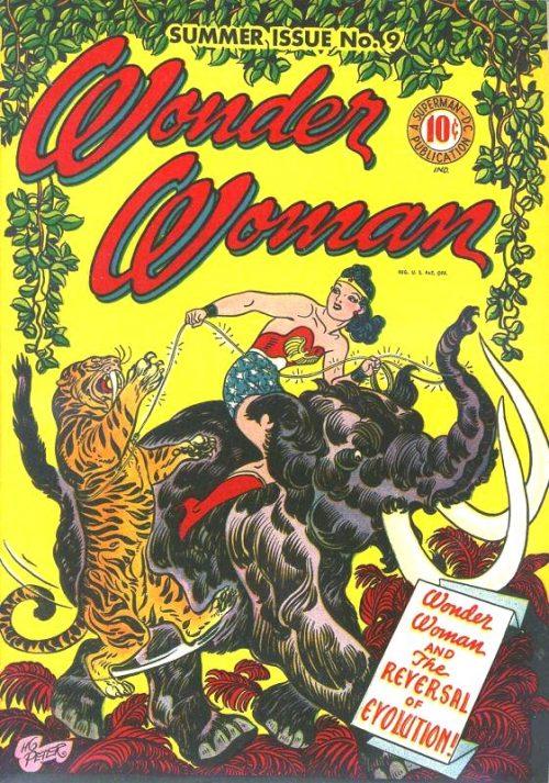 Wonder Woman Volume One Issue 9