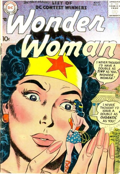 Wonder Woman Volume One Issue 90